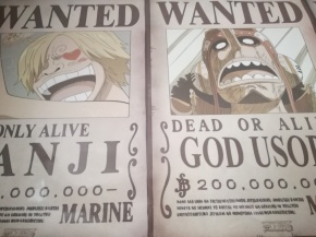 Journée Spécial One Piece Médiathèque George-Pérec(Evry)