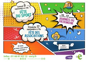 La fête des associations