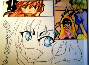 L'initiation dessin Manga au cœur de la Maison de Quartier JacquesPrévert