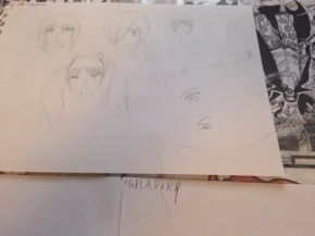 Initiation dessin manga