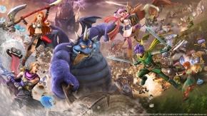 Préparez-vous ! les héros de Dragon Quest sont de retours pour combattre!